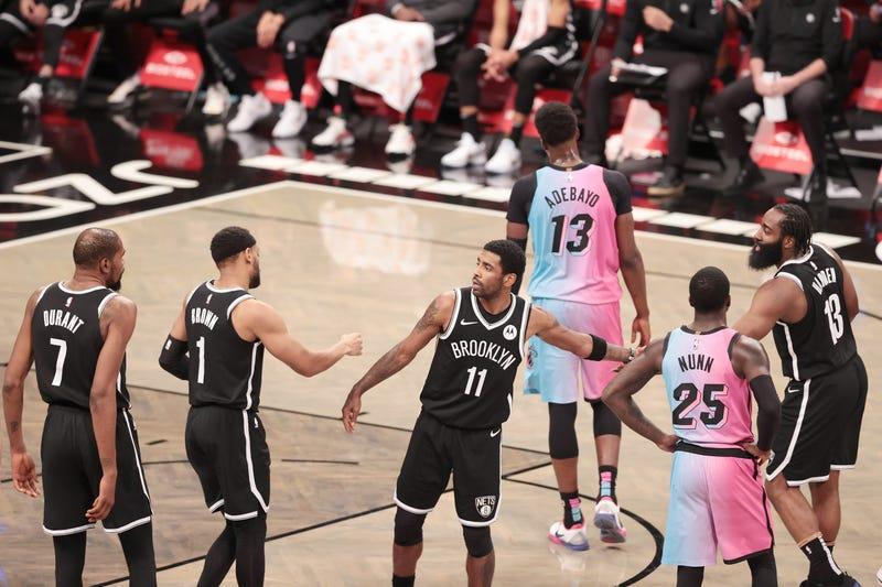 Brooklyn Nets Kyrie Irving