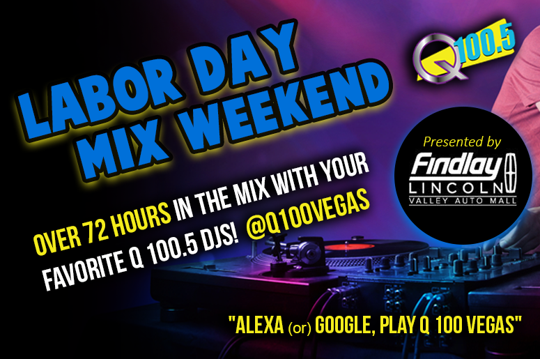 Labor Day Mix Weekend