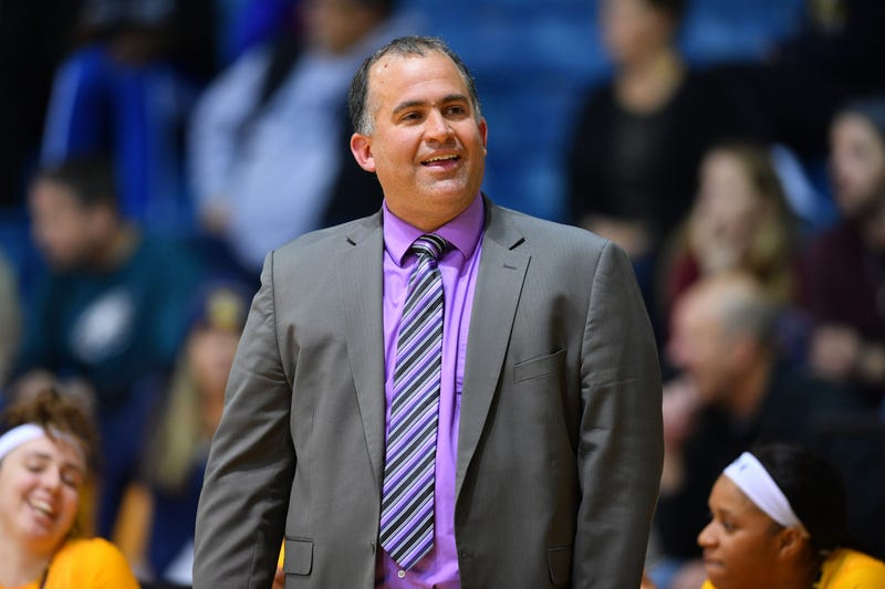 Mountain MacGillivray is preparing for his third season as head coach of the La Salle University women's basketball team.