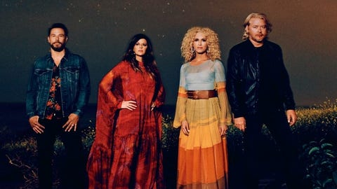 Little Big Town at The Paramount Theatre - POSTPONED