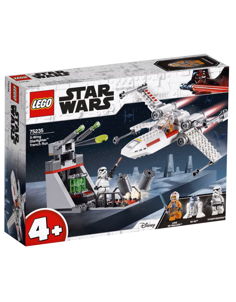 X-Wing Starfighter™ Trench Run Lego set