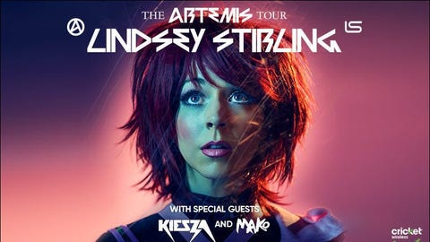 Lindsey Stirling (New Date!)