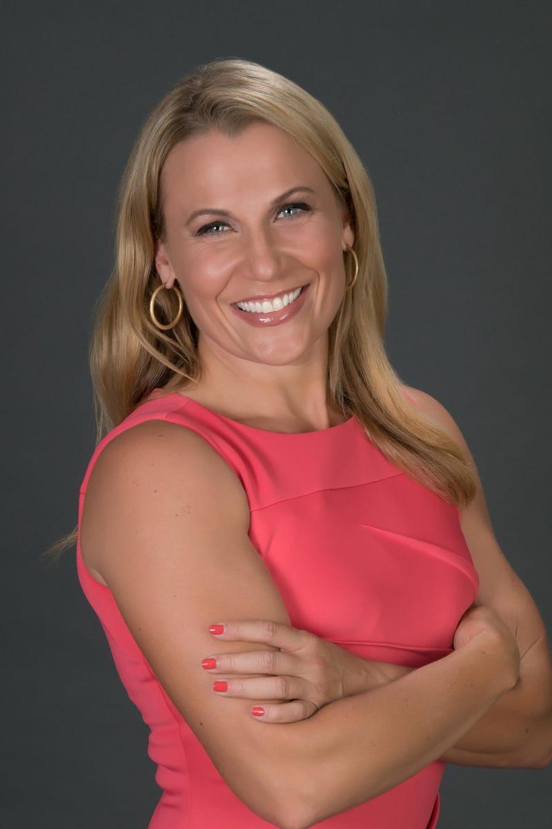 Lisa Byington - New Bucks TV play-by-play announcer for Bally Sports Wisconsin