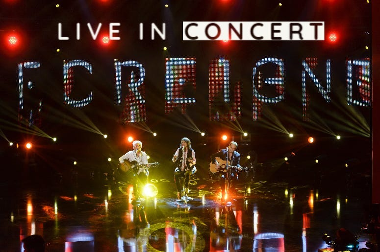 "Foreigner ""Live In Concert"""