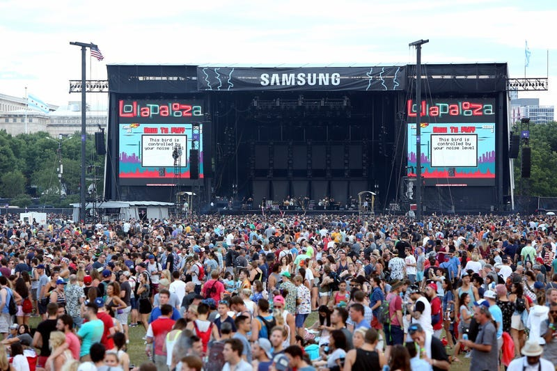 COVID-19 looms as Lollapalooza organizers prep for music fest