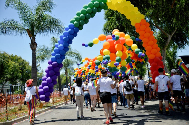 Pride Month Celebrations for 2020