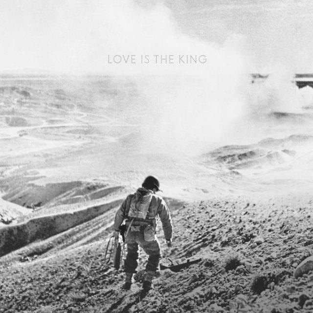 Love Is The King Album Artwork