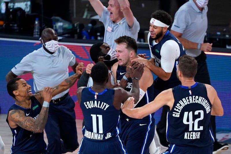 Luka Doncic Mavericks Clippers