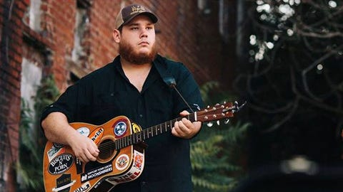 Luke Combs (Rescheduled from 11/6/2020)