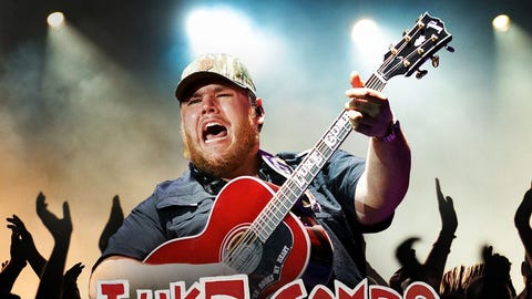 Luke Combs: What You See is What You Get Tour RESCHEDULED