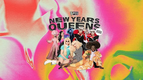New Years Queens