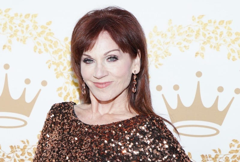 Marilu Henner attends Hallmark Channel And Hallmark Movies And Mysteries 2019 Winter TCA Tour at Tournament House on February 09, 2019 in Pasadena, California.