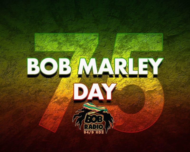 Bob Marley Day 75