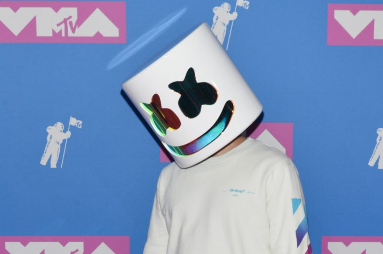 Marshmello Has Us In Our Feelings In New