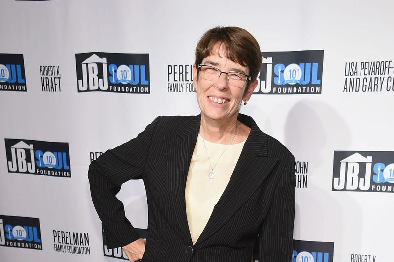 Activist Sister Mary Scullion attends the Jon Bon Jovi Soul Foundation's 10 year anniversary at the Garage on October 6, 2016 in New York City.