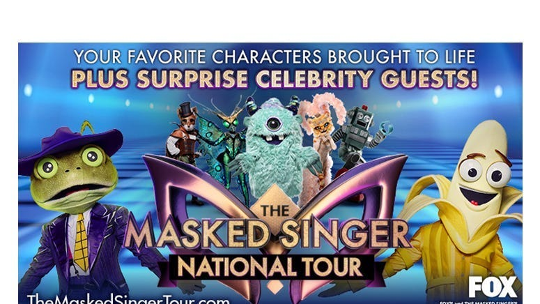 NEW DATE: The Masked Singer