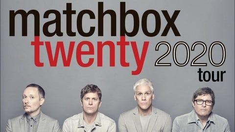 Matchbox Twenty at White River Amphitheatre - NEW DATE