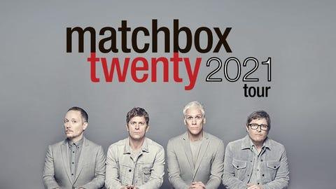 CONCERT: Matchbox Twenty