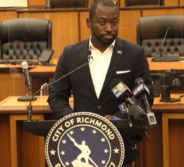 Richmond Mayor Levar Stoney