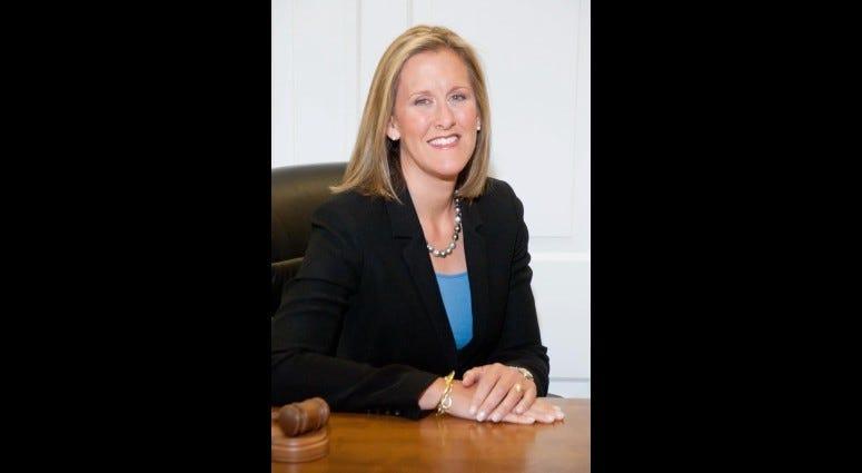 Mayor Nancy Rotering