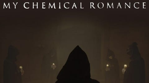 My Chemical Romance at Tacoma Dome - NEW DATE