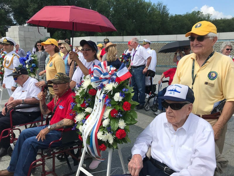 Wold War II veterans