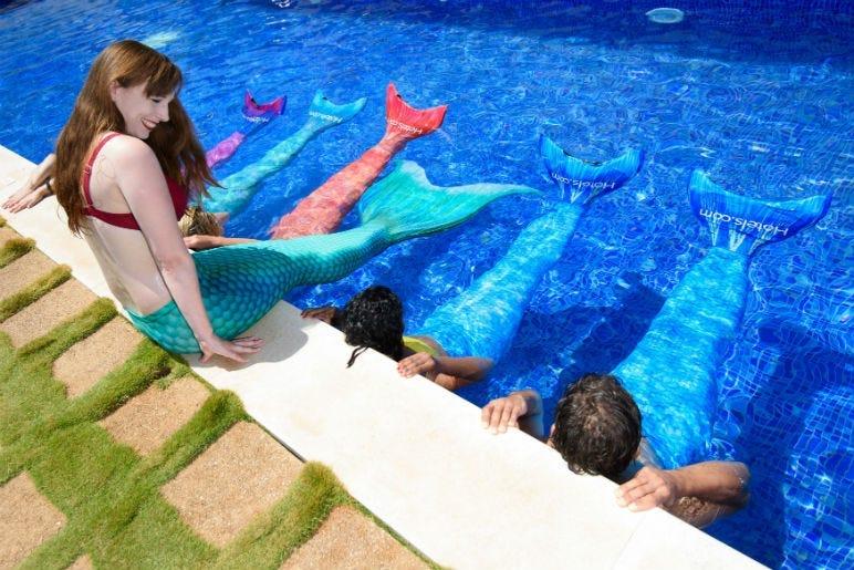 Mermaid class