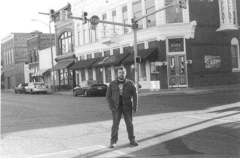 Independent Filmmaker Michael McCallum