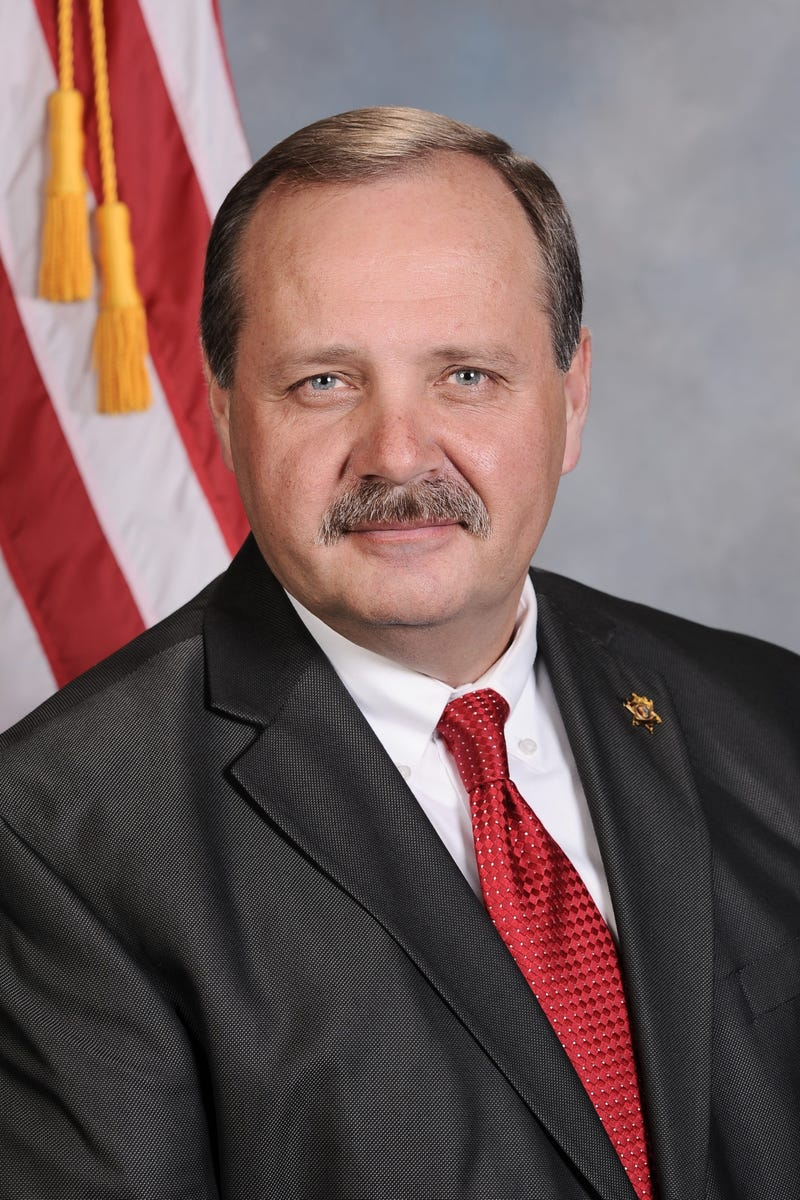 Sheriff Mike Crenshaw