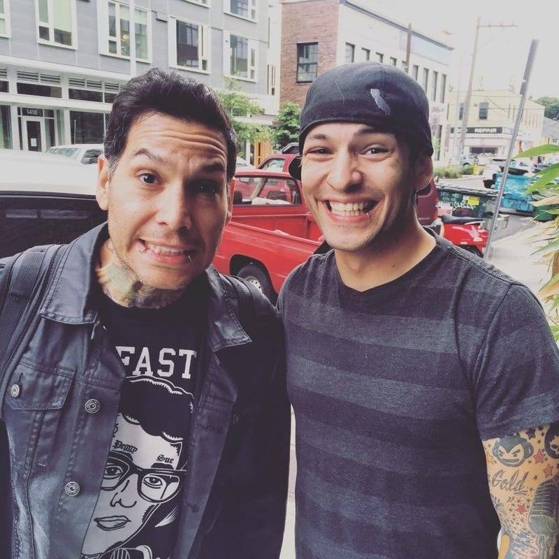 Danny Mike MxPx