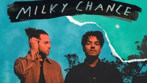 Milky Chance at The Moore Theatre - NEW DATE