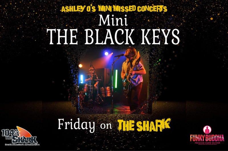 Mini Black Keys