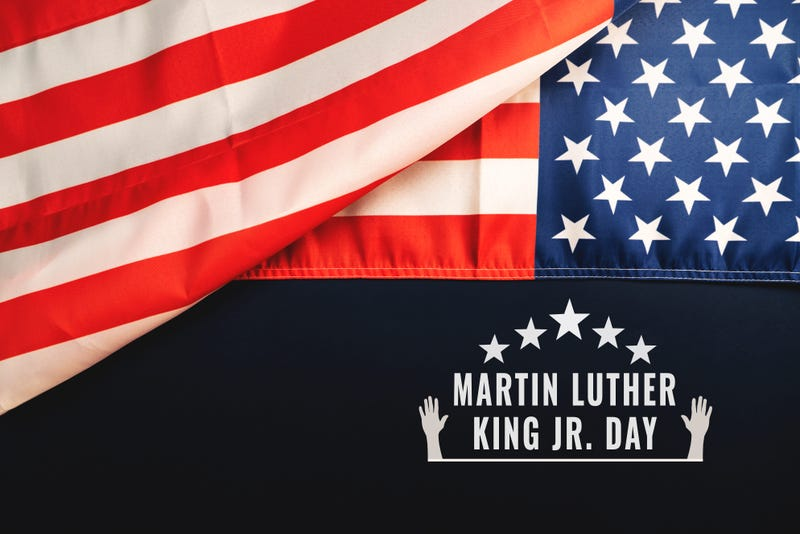 Martin Luther King, Jr. anniversary