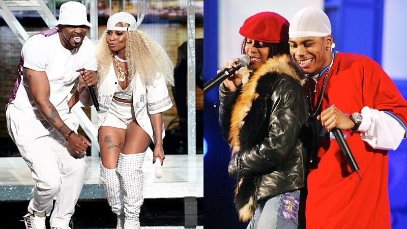 Method Man, Mary J. Blige, Kelly Rowland, Nelly