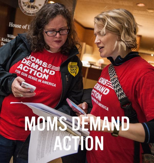 Courtesy: Moms Demand Action