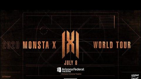 MONSTA X (New Date!)