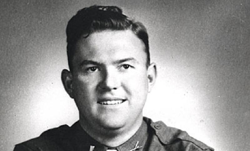 First Lieutenant Jimmie Monteith Jr.