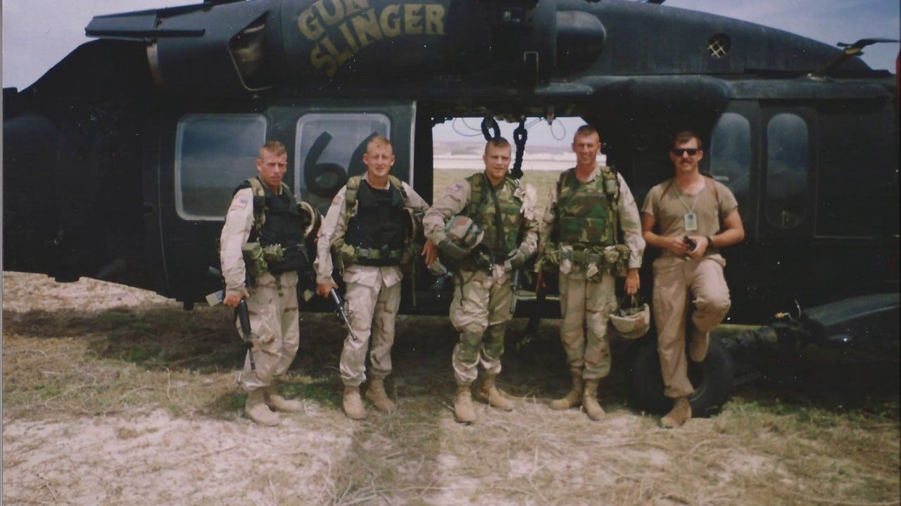 Two Army Rangers remember Black Hawk Down 28 years later