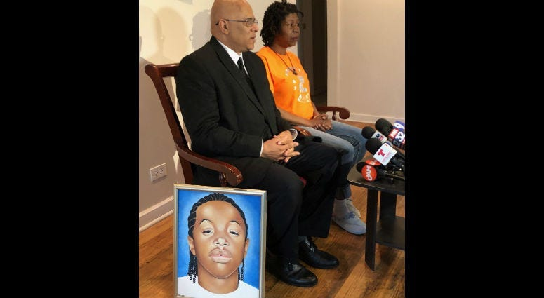 The mother of Derrion Albert speaks out seeking meeting with Kim Foxx and murder suspect.