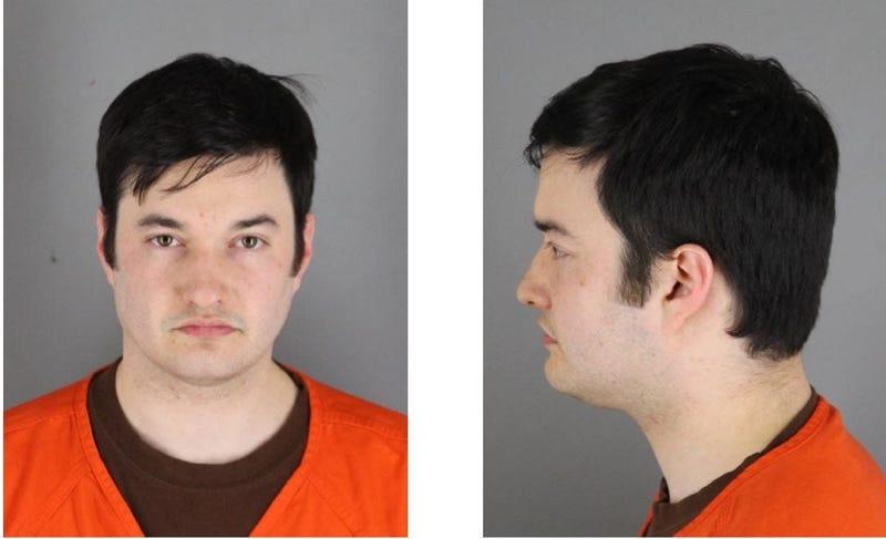 Mug shot of school bus shooting suspect
