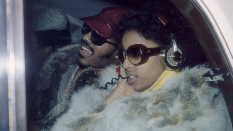 Stevie Wonder, Yvonne Bright