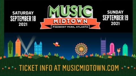 Music Midtown 2021