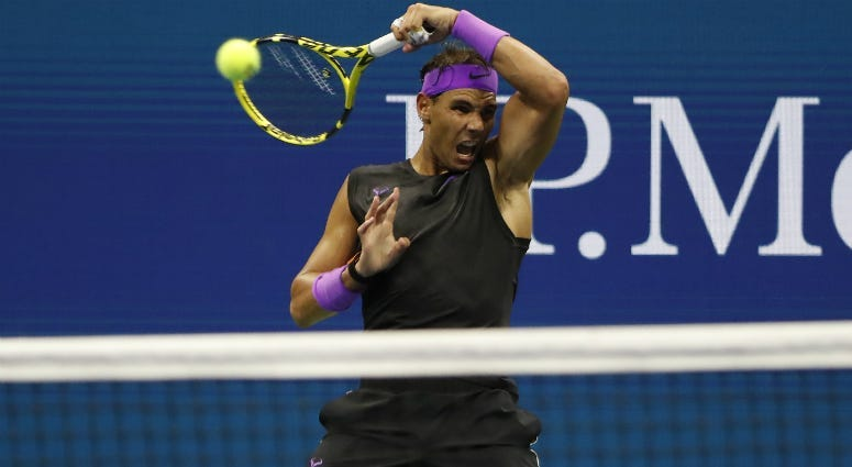 Rafael Nadal Ready To Finish The Job And Claim Us Open Title