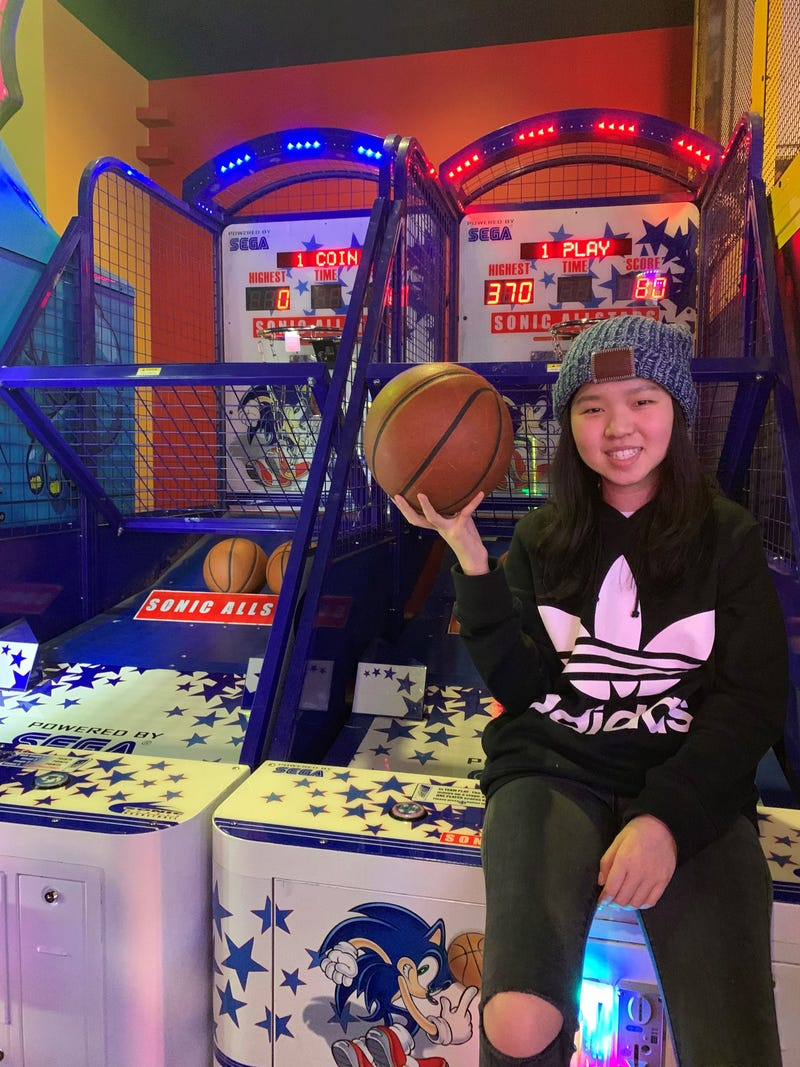 Millbrae's Natalie Yeung is hoping to raise awareness for the hospital's Social Services Fund for Families through a unique challenge.