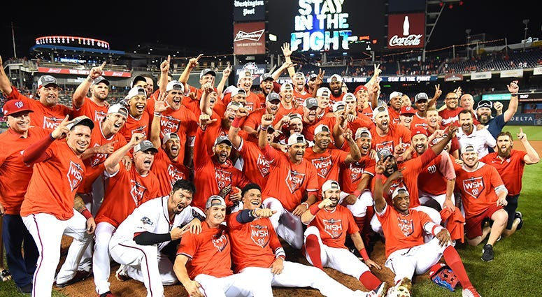 LISTEN: The Nationals radio calls you'll never forget