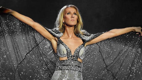 Celine Dion at Tacoma Dome - NEW DATE