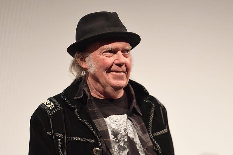 Neil Young, Classic Rock, KGON-FM