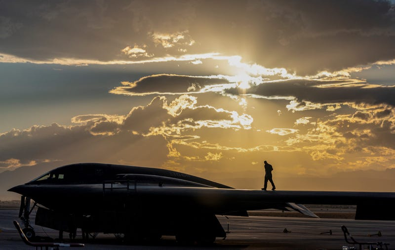 Red Flag exercises commence at Nellis Air Force Bas
