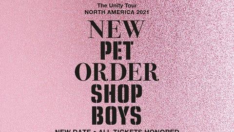 New Order & Pet Shop Boys: The Unity Tour 2021