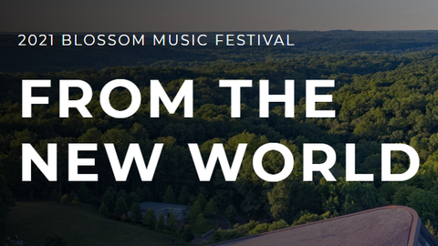 Cleveland Orchestra: From The New World at Blossom Music Center